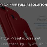Apple presenta un nuevo iPhone rojo